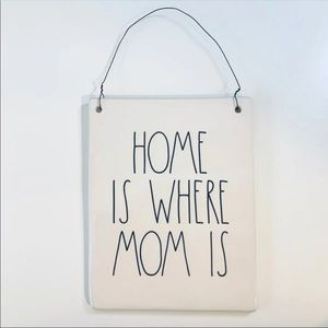 Rae Dunn Home Is Where Mom Is